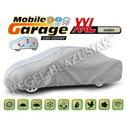 MERCEDES S-KLASA W220 W221 W222 Pokrowiec na samochód Plandeka Mobile Garage