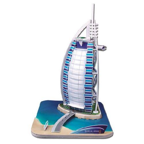 Puzzle 3D Budynek Burj Al Arab, 6944588200657_761170_001