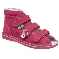 Kapcie profilaktyczne buty t125 t135 fuksja - fuksja ||różowy marki Danielki