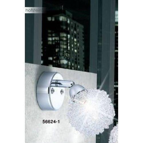 Globo ORINA reflektor Chrom, 1-punktowy - Nowoczesny - Obszar wewnętrzny - ORINA - Czas dostawy: od 3-6 dni roboczych, 56624-1