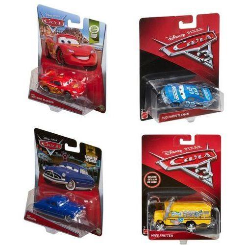 Cars 3 tommy highbanks die-cast vehicle marki Mattel