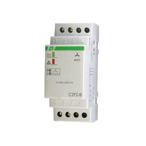 Przekaźnik kontroli faz na szynę czf-2b marki F&f