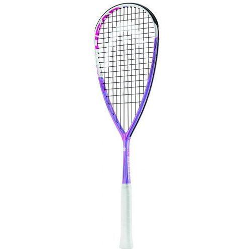 Head rakieta do squasha Graphene Touch Speed 120 Lady