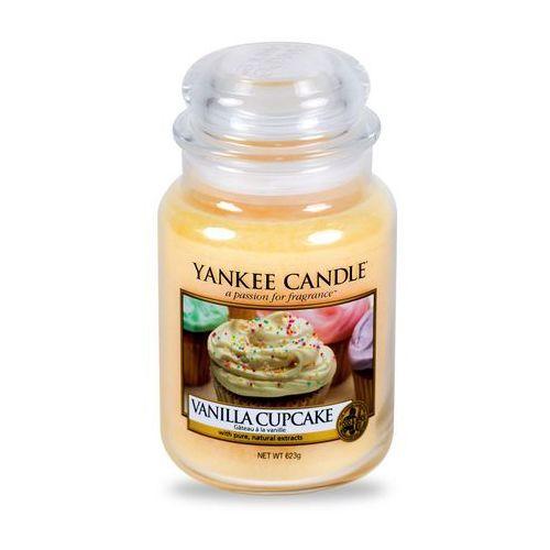 Yankee Candle Vanilla Cupcake 623 g Świeczka zapachowa