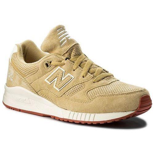 Sneakersy NEW BALANCE - M530VCC Beżowy, w 3 rozmiarach