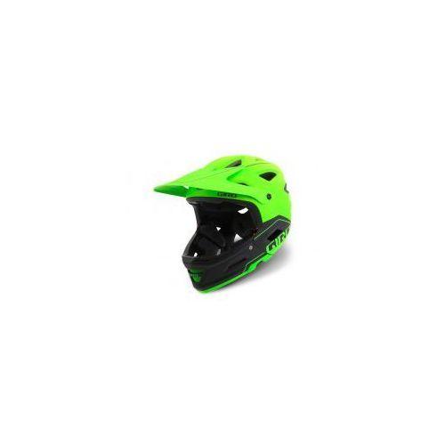 Kask full face switchblade integrated mips matte lime black roz. l (59-63 cm) marki Giro