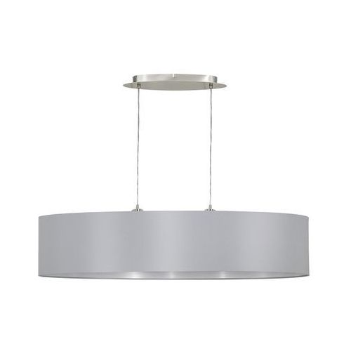 Eglo 31617 - lampa wisząca maserlo 2xe27/60w/230v (9002759316174)