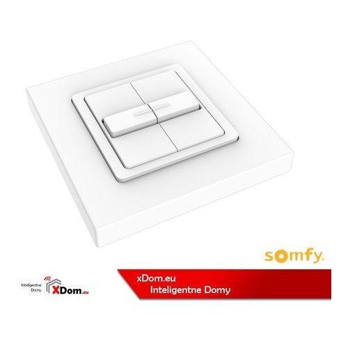 Somfy 1800507 Nowy przełącznik Smoove DUO