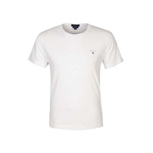 GANT SOLID Tshirt basic white