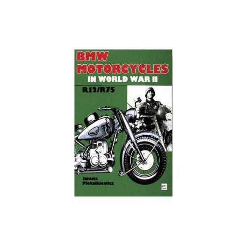 BMW Motorcycles in World War II