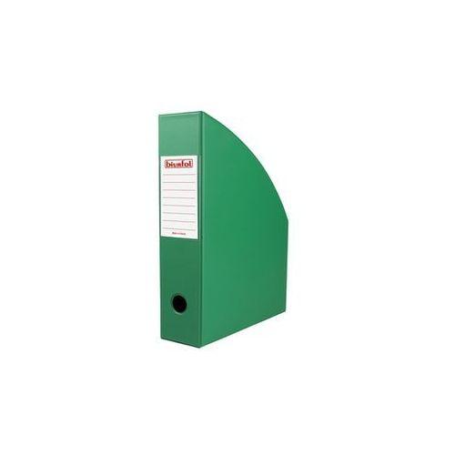 Pojemnik na dokumenty A4/70 PVC jasnozielony Biurfol
