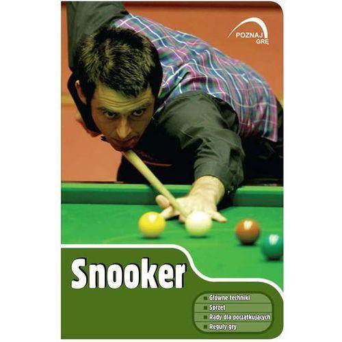 Snooker - Ken Williams, książka w oprawie miękkej
