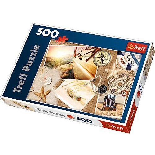 Puzzle TREFL 37239 Witamy na pokładzie (500 elementów)