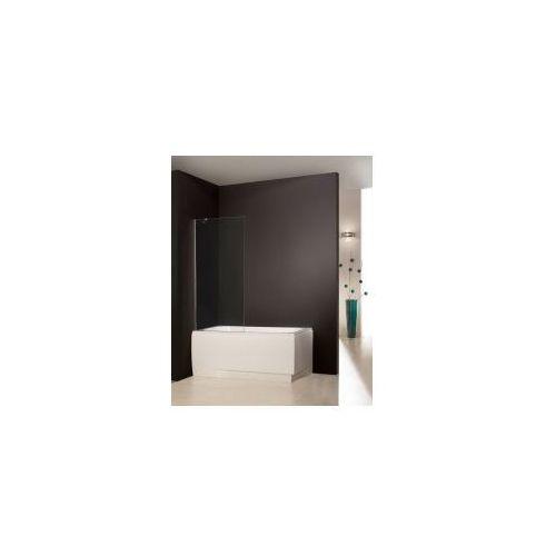 Sanplast kabina nawannowa free line 80 przyścienna szkło w0 (parawan) pw1/free-80 600-260-0520-42-401
