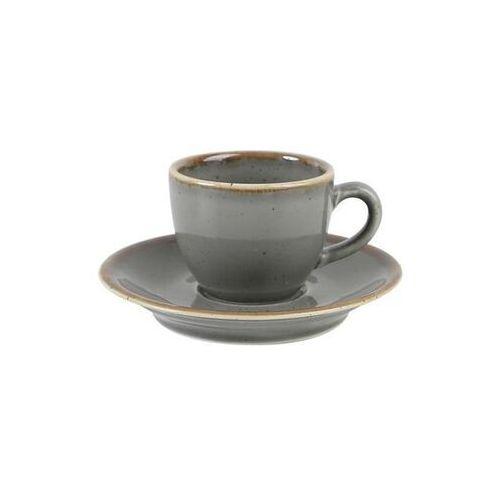 Porland Filiżanka elegancka do espresso stone 80ml
