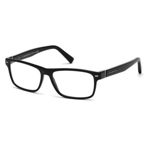 Ermenegildo zegna Okulary korekcyjne ez5073 001