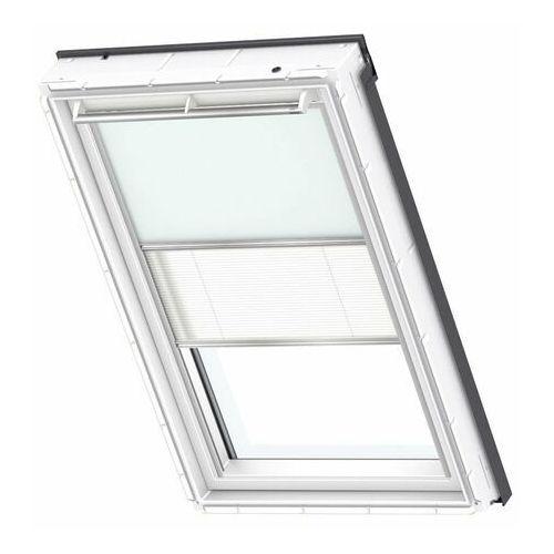 Roleta na okno dachowe VELUX zaciemniająco-plisowana Premium DFD FK04 66x98