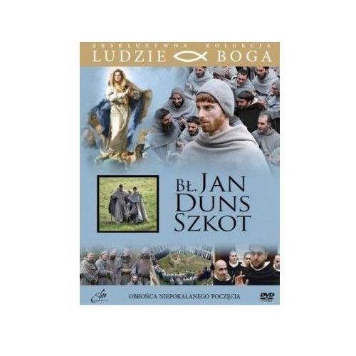 BŁ. JAN DUNS SZKOT.OBROŃCA NIEPOKALANEGO POCZĘCIA + film DVD