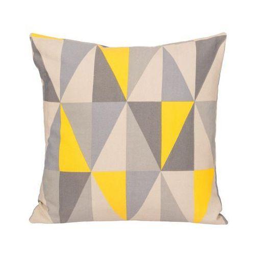 Inspire Poduszka tria żółta 40 x 40 cm (3276005264137)
