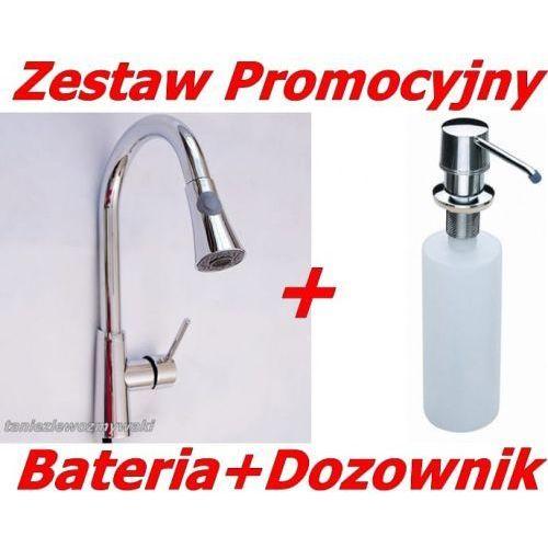 Zestaw Promocyjny Bateria Kuchenna YOKO+Dozownik
