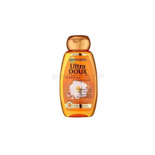 Garnier Ultra Doux odżywczy szampon do włosów suchych, grubych + do każdego zamówienia upominek., kup u jednego z partnerów