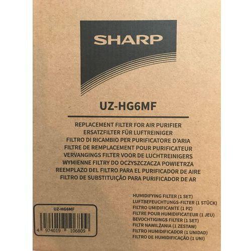Sharp Uz-hg6mf , filtr nawilżający do modeli ua-hg60/50/40 kc-g60/50/40 (4974019106809)
