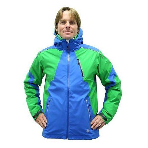 Blizzard  power ski jacket niebieski xl zielony 2015-2016