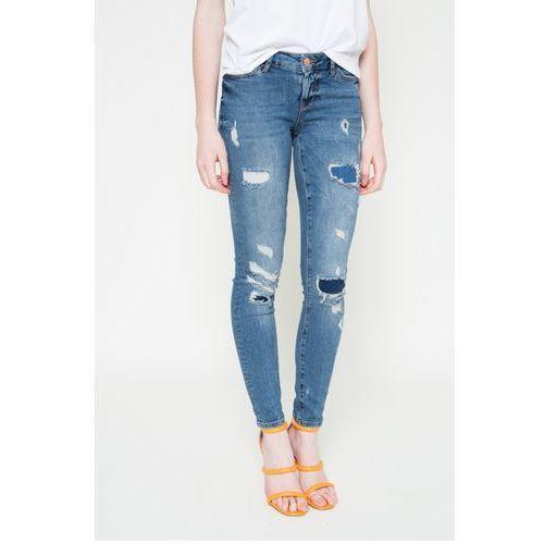 Noisy May - Jeansy Destroy Patch, jeans