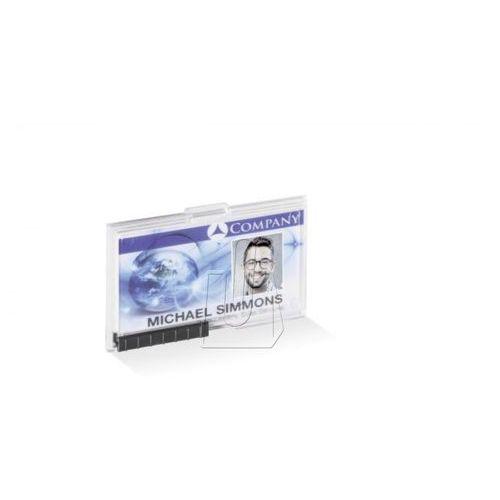 Etui  na 1 kartę plastikową z mechanizmem wysuwającym 10 szt. 8922-19 marki Durable