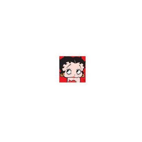 Betty Boop (Czerwień) - reprodukcja, PPR45053 (5535385)