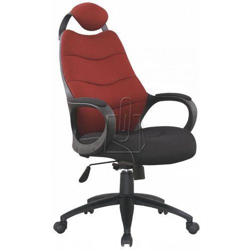 Fotel gabinetowy Halmar Striker bordowy - gwarancja bezpiecznych zakupów - WYSYŁKA 24H