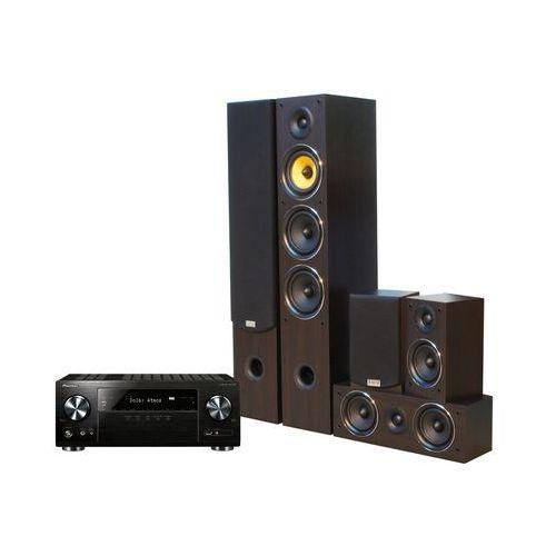 Pioneer Kino domowe vsx-832b + taga tav506 wenge
