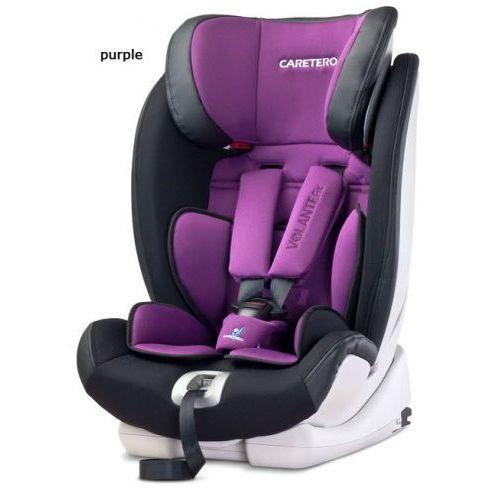Fotelik  volante fix isofix purple marki Caretero
