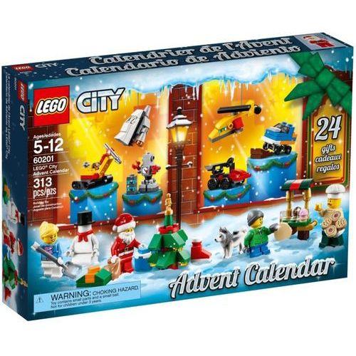 OKAZJA - Lego CITY Kalendarz adwentowy 60201
