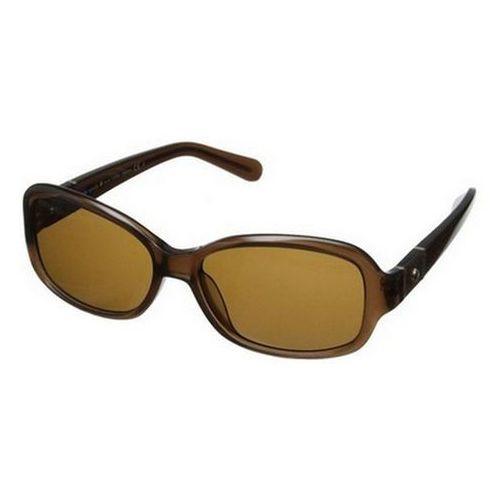 Okulary Słoneczne Kate Spade Cheyenne/P/S Polarized JEVP VW, kolor żółty