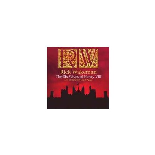 Eagle Six wives of henry viii: live at hampton court (0826992016429)