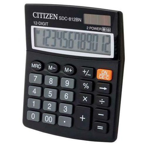 Citizen kalkulator biurowy szkolny sdc-812bn [5127]
