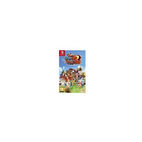 One Piece Unlimited World Red Deluxe SWITCH, NSS520