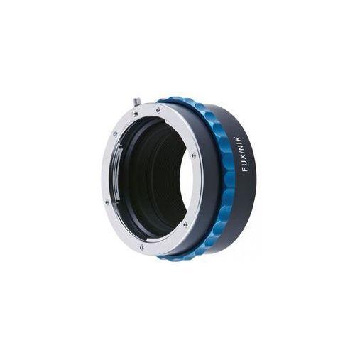 Novoflex FUX/NIK adapter Fujifilm X - Nikon