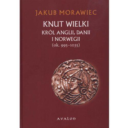 Knut Wielki Król Anglii Danii i Norwegii ok. 995-1035 (kategoria: Archeologia, etnologia)