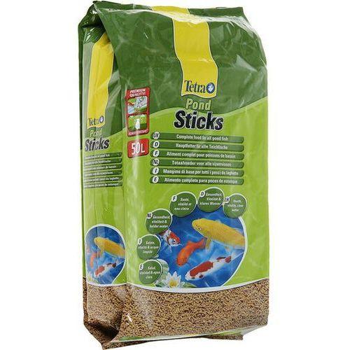 Tetra pond sticks 50 l podstawowy pokarm dla ryb w oczkach wodnych - darmowa dostawa od 95 zł!
