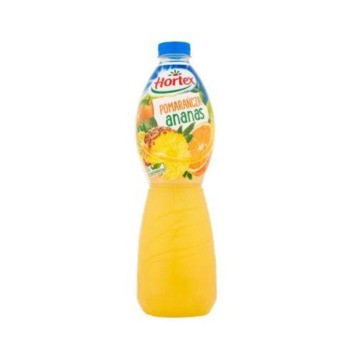 1,75l pomarańcza ananas napój niegazowany marki Hortex