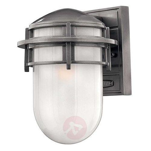 Wysokość 27,3 cm – lampa zewnętrzna Reef (5024005589204)