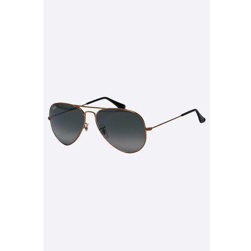 - okulary aviator large metal marki Ray-ban
