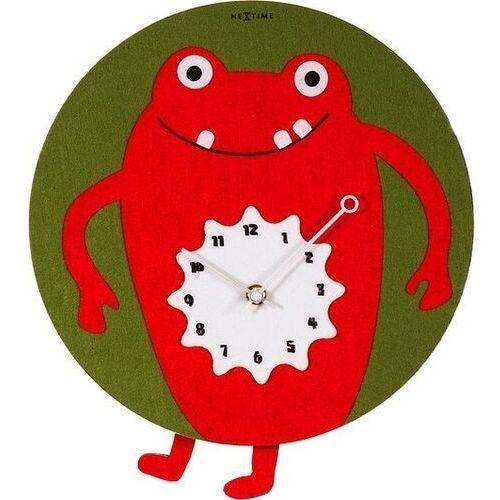 Zegar ścienny z wahadłem Redrique, 3088