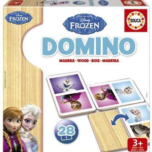 Educa  domino frozen (16255)