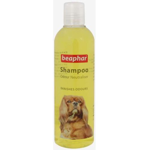 Beaphar  szampon odour neutraliser eliminujący nieprzyjemne zapachy 250ml