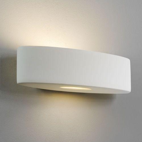 Ovaro ceramic uplighter(Ceramic) (5038856005547)