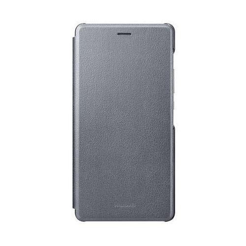 flip cover do p9 lite szary wyprodukowany przez Huawei