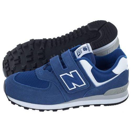 Buty yv574es niebieskie (nb305-b) marki New balance